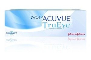 Johnson & Johnson 1 DAY ACUVUE TruEye 1D4-30P-REV