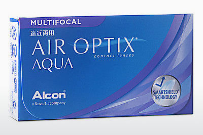 Soczewki kontaktowe Alcon AIR OPTIX AQUA MULTIFOCAL (AIR OPTIX AQUA MULTIFOCAL AOM6H)