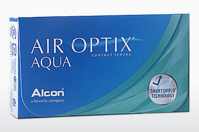 Soczewki kontaktowe Alcon AIR OPTIX AQUA (AIR OPTIX AQUA AOA6)