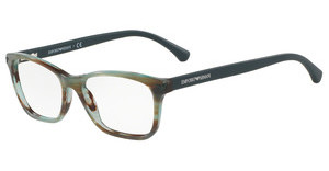 Emporio Armani EA3073 5388 STRIPED GREEN