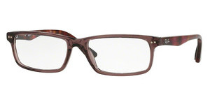 Ray-Ban RX5277 5628 SHINY OPAL BROWN