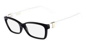 Salvatore Ferragamo SF2649 961 BLACK/WHITE