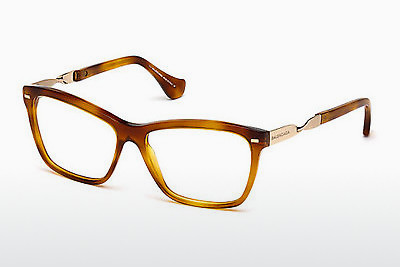 Okulary od projektantów. Balenciaga BA5014 053 - Havanna, Yellow, Blond, Brown