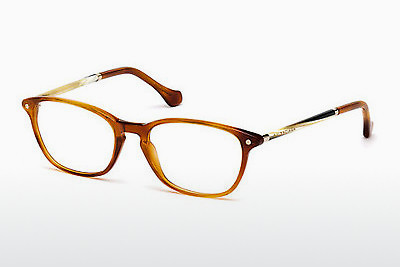Okulary od projektantów. Balenciaga BA5017 053 - Havanna, Yellow, Blond, Brown