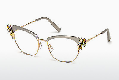 Okulary od projektantów. Dsquared DQ5162 059 - Róg, Beige, Brown