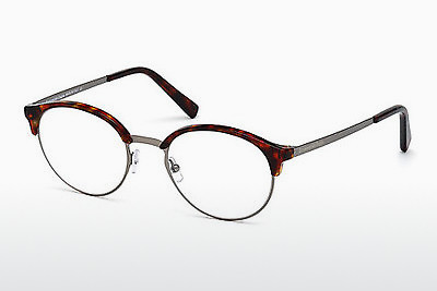 Okulary od projektantów. Ermenegildo Zegna EZ5015 053 - Havanna, Yellow, Blond, Brown