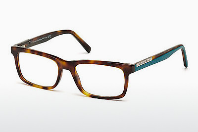 Okulary od projektantów. Ermenegildo Zegna EZ5030 053 - Havanna, Yellow, Blond, Brown