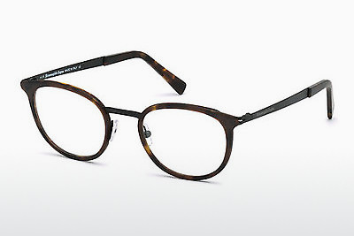 Okulary od projektantów. Ermenegildo Zegna EZ5048 053 - Havanna, Yellow, Blond, Brown