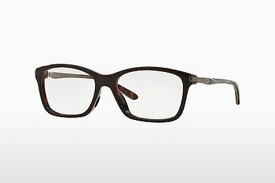 Okulary od projektantów. Oakley NINE-TO-FIVE (OX1127 112705) - Brązowe, Havanna