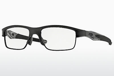 Okulary od projektantów. Oakley CROSSLINK SWITCH (OX3128 312802) - Srebrne, Pewter