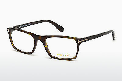 Okulary od projektantów. Tom Ford FT4295 052 - Brązowe, Dark, Havana