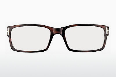 Okulary od projektantów. Tom Ford FT5013 052 - Brązowe, Dark, Havana
