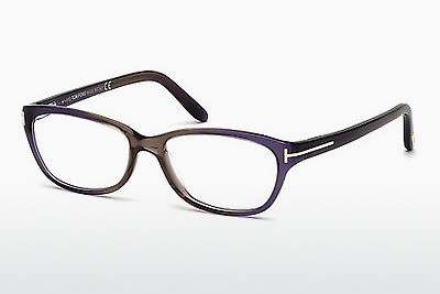 Okulary od projektantów. Tom Ford FT5142 059 - Róg, Beige