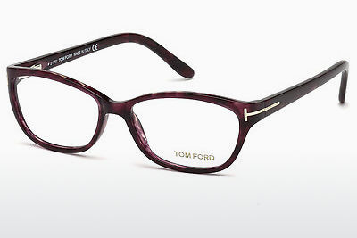 Okulary od projektantów. Tom Ford FT5142 083 - Purpurowe