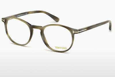 Okulary od projektantów. Tom Ford FT5294 064 - Róg, Horn, Brown