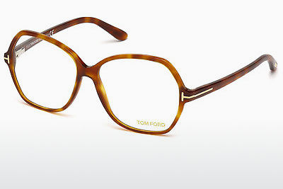 Okulary od projektantów. Tom Ford FT5300 053 - Havanna, Yellow, Blond, Brown