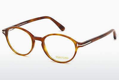 Okulary od projektantów. Tom Ford FT5305 053 - Havanna, Yellow, Blond, Brown