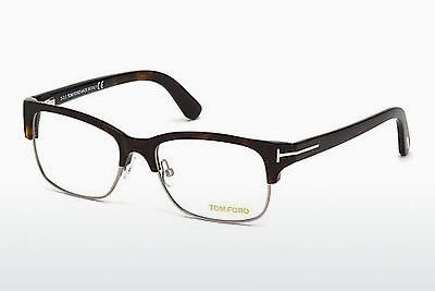Okulary od projektantów. Tom Ford FT5307 053 - Havanna, Yellow, Blond, Brown