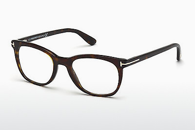 Okulary od projektantów. Tom Ford FT5310 052 - Brązowe, Dark, Havana
