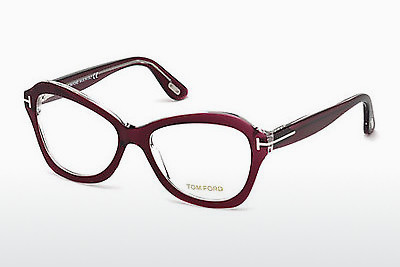 Okulary od projektantów. Tom Ford FT5359 071 - Burgund, Bordeaux