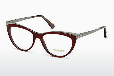 Okulary od projektantów. Tom Ford FT5373 071 - Burgund, Bordeaux