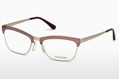 Okulary od projektantów. Tom Ford FT5392 071 - Burgund, Bordeaux