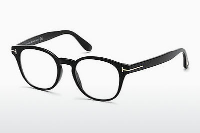 Okulary od projektantów. Tom Ford FT5400 065 - Róg, Horn, Brown