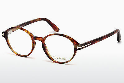 Okulary od projektantów. Tom Ford FT5409 053 - Havanna, Yellow, Blond, Brown