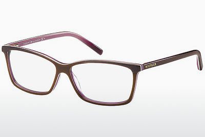 Okulary od projektantów. Tommy Hilfiger TH 1123 4T2 - Dkltbrown