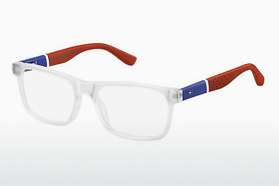Okulary od projektantów. Tommy Hilfiger TH 1282 K6Q - Crblwhred