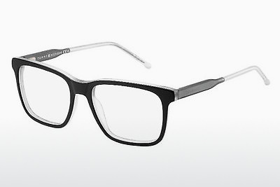 Okulary od projektantów. Tommy Hilfiger TH 1392 QRC - Blackgrey