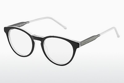 Okulary od projektantów. Tommy Hilfiger TH 1393 QRC - Blackgrey
