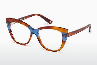 Okulary od projektantów. Web Eyewear WE5197 053 - Havanna, Yellow, Blond, Brown