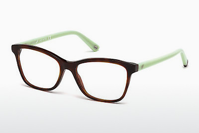 Okulary od projektantów. Web Eyewear WE5200 053 - Havanna, Yellow, Blond, Brown