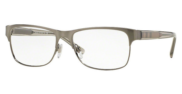Burberry BE1289 1008 BRUSHED GUNMETAL