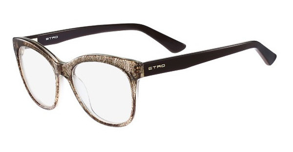 Etro ET2605 211 BROWN PAISLEY