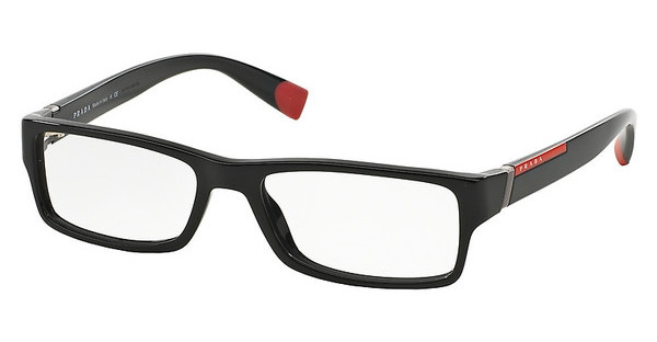 Prada Sport PS 03CV 1AB1O1 BLACK