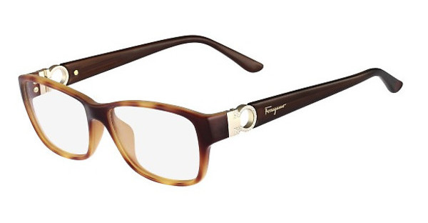 Salvatore Ferragamo SF2666R 212 LIGHT TORTOISE