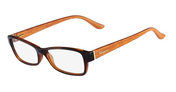Salvatore Ferragamo SF2689 231 HAVANA/BURNT WOOD