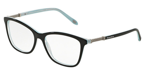 Tiffany TF2116B 8193 BLACK/STRIPED BLUE