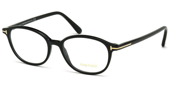 Tom Ford FT5391 001 schwarz glanz