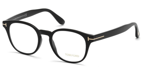 Tom Ford FT5400 001 schwarz glanz