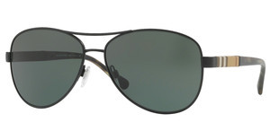 Burberry BE3080 123371 GREY GREENMATTE BLACK