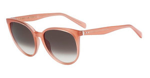 Céline CL 41068/S N8O/Z3 BROWN DEGRADE'ANT ROSE