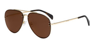 Céline CL 41391/S J5G/LC BROWN GOLD OLEOGOLD