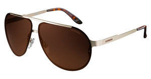 Carrera CARRERA 90/S CGS/LC BROWN GOLD ARLTGLD SMT (BROWN GOLD AR)