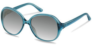 Claudia Schiffer C3006 C transparent grey blue