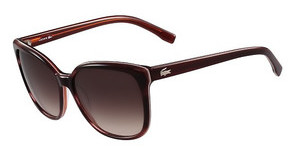Lacoste L747S 615 STRIPED RED ROSE