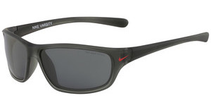 Nike NIKE VARSITY EV0821 005 CRYSTAL MATTE DARK GREY/UNIVERSITY RED WITH GREY LENS LENS