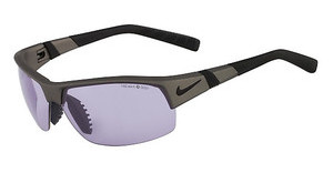 Nike SHOW X2 PH EV0672 006 METALLIC PEWTER WITH MAX TRANSITIONS GOLF TINT LENS